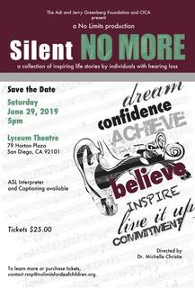 Silent NO MORE - San Diego