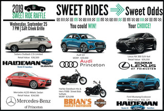 BBBS SweetRide 2019 Tickets