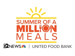 Summer of a Million Meals - 2019