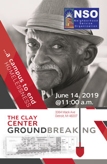 THE CLAY CENTER GROUNDBREAKING