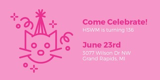 HSWM's 136th Birthday Party