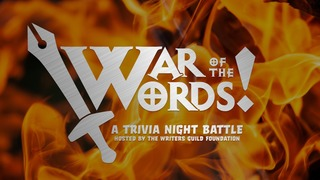 War of the Words! A Trivia Night Battle - August 2019 Edition