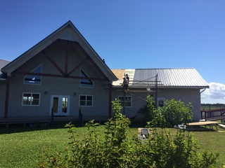 Help Fix Our Lodge Roof