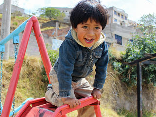 Thriving Kids Latin America region
