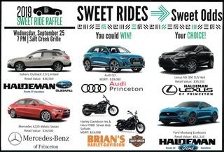 2019 Sweet Ride Challenge