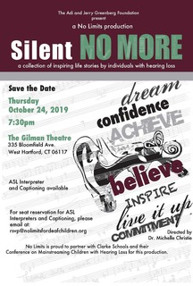 Silent NO MORE - Connecticut 2019