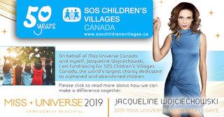 SOS Chldren's Villages- Jacqueline Wojciechowski- MUC 2019