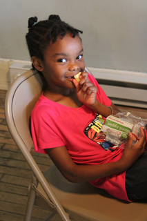 Summer Meals for Kids in Need