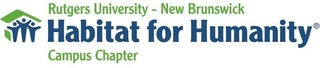 Habitat Rutgers University Chapter - New Brunswick Campus