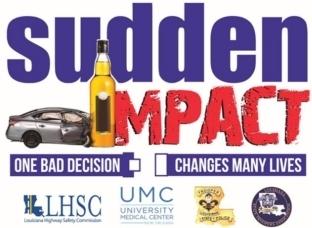 Sudden Impact - Notre Dame (LALG)