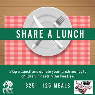 Rosa & Tunoñ Insurance Share a Lunch Fundraiser for Harvest Hope