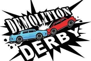 Lake Erie Rumble Demolition Derby