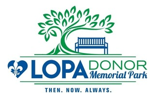 LOPA Donor Memorial Park - Memorial Wall Etching