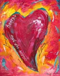 Open Your Heart FY2020