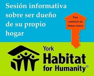 Sesión informativa sobre ser dueño de su propio hogar - 17 febrero 2020 6:00...
