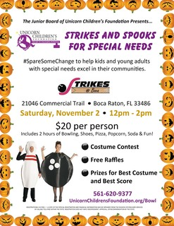 Strikes and Spooks for Special Needs
