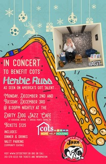 Herbie Russ Sings for COTS