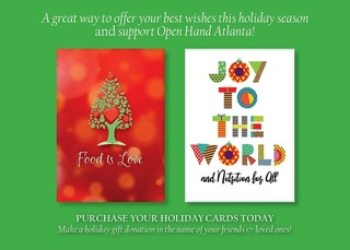 Holiday Cards With Love from Open Hand