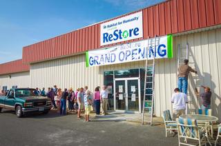 Schedule Your ReStore Pick-Up