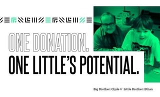 One Donation. One Little's Potential.
