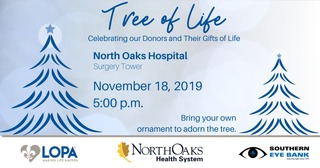North Oaks Tree of Life