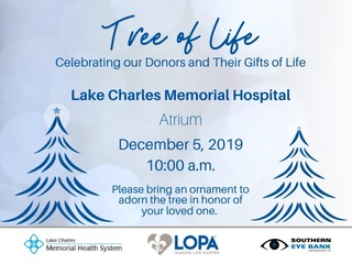 Tree of Life - Lake Charles