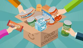 United Food Bank Donation Drive