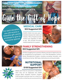 2019 Alternative Giving