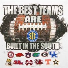 SEC Football Competition