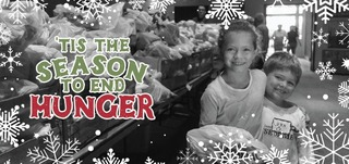 Holiday 2019 Message - 'Tis the Season to End Hunger