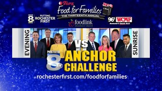 Food for Families 2019 Anchor Challenge