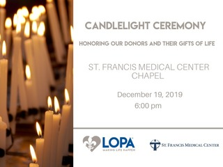 Candlelight Ceremony - Monroe