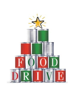 Christmas Food & Funds Drive