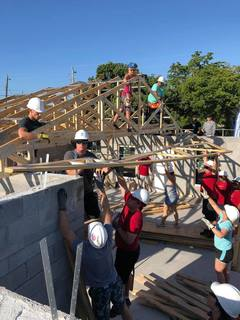 The 3rd Annual Habitat Young Professionals Team Build