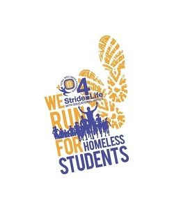 Stride4Life with Educational Impact - FULL MARATHON 26.2 miles (2020)