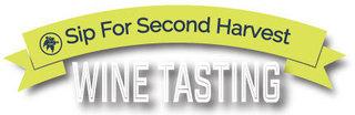 Sip For Second Harvest 2020