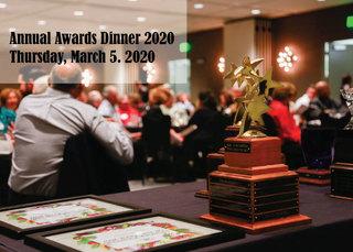 Annual Awards Dinner 2020