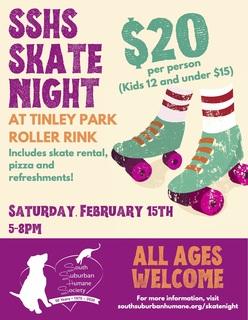 SSHS Skate Night