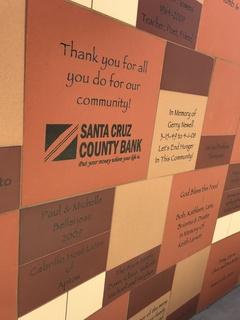 Wall of Hope Memorial Tiles
