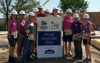 Women Build Fundraising 2016