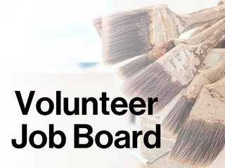Volunteer Job Board