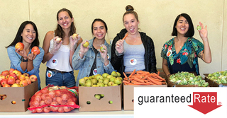 Help Guaranteed Rate SLO Support Hunger Awareness Day!