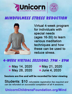 Mindfulness Stress Reduction