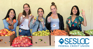 Help SESLOC Federal Credit Union Support Hunger Awareness Day!