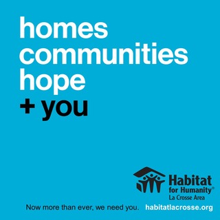 Homes, Communities, Hope and You