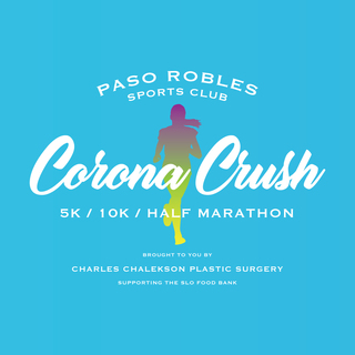 Corona Crush Virtual Walk/Run to support the SLO Food Bank