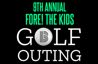 9th Annual FORE! The Kids Golf Outing