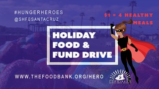 Holiday Food and Fund Drive 2020