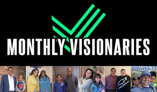 Become a Monthly Visionary