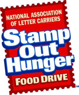 Stamp Out Hunger Food Drive